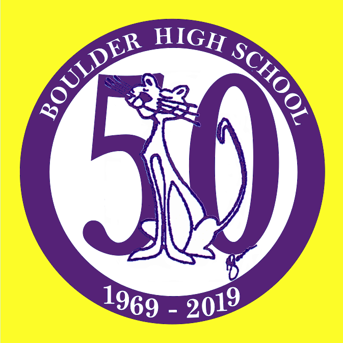 BHS_50th Panther_Logo